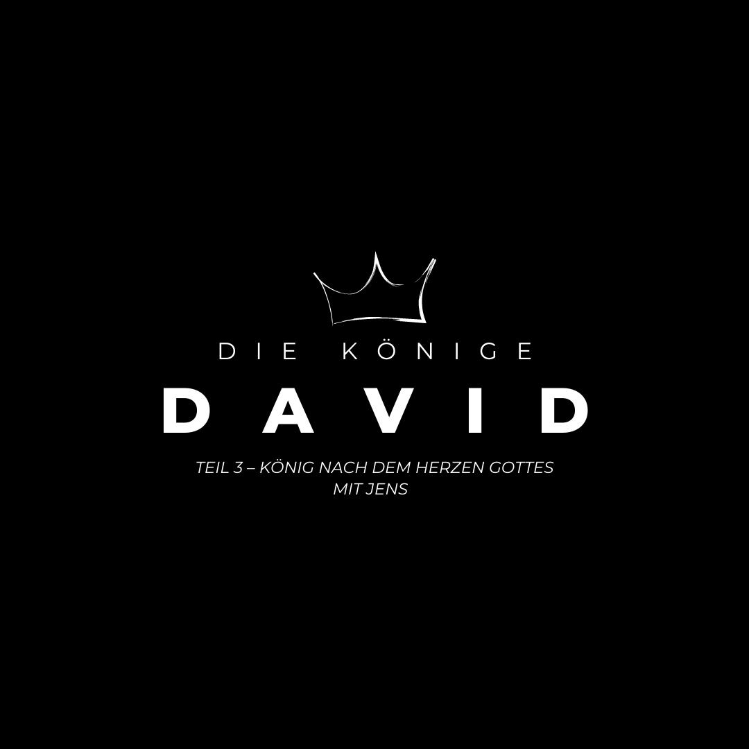 Predigt über David